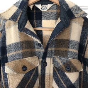 Original WOOLRICH Jacket. Medium.